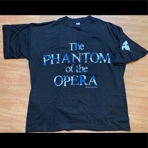 Vintage Phantom of the Opera 1988 Single Stitch XL